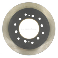 Auto Parts For Toyota Landcruiser Brake Disc For Toyota ...