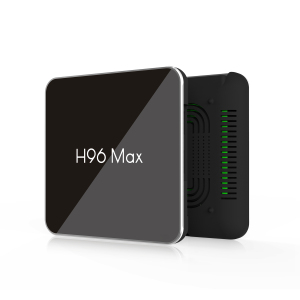 H96 MAX X2 Android 8.1 Tv Box s905X2 Quad-Core 4GB 32GB 2.2G 5G Wifi universal cable set top box