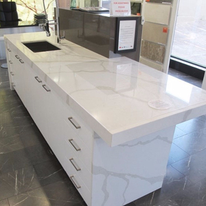 High Quality Quartz Vanity Countertops/ Bathroom Worktops