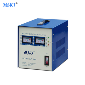 CVR-5000VA 5000w home computer medic machine portable voltage stabilizer/regulator custom-made