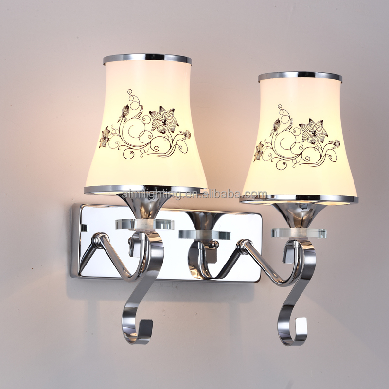 two light wall sconce Sconce all mounted reading lights bedside