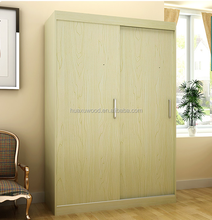 Sliding door multilayer composite high quality and low price wardrobe