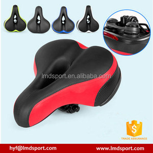 Inbike Exercise Bike Saddle Shock Resistant Seat for Bicycle MTB Thicken & Waterproof Bike saddle