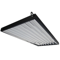 Professional Manufacturer SINOWELL 2 feet 4 feet T5 HO Fluorescent Grow Light Fixture