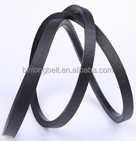 Power Transmission Belts rubber v-belts A B C D HIGH QUALITY OEM stiff cord banded belts