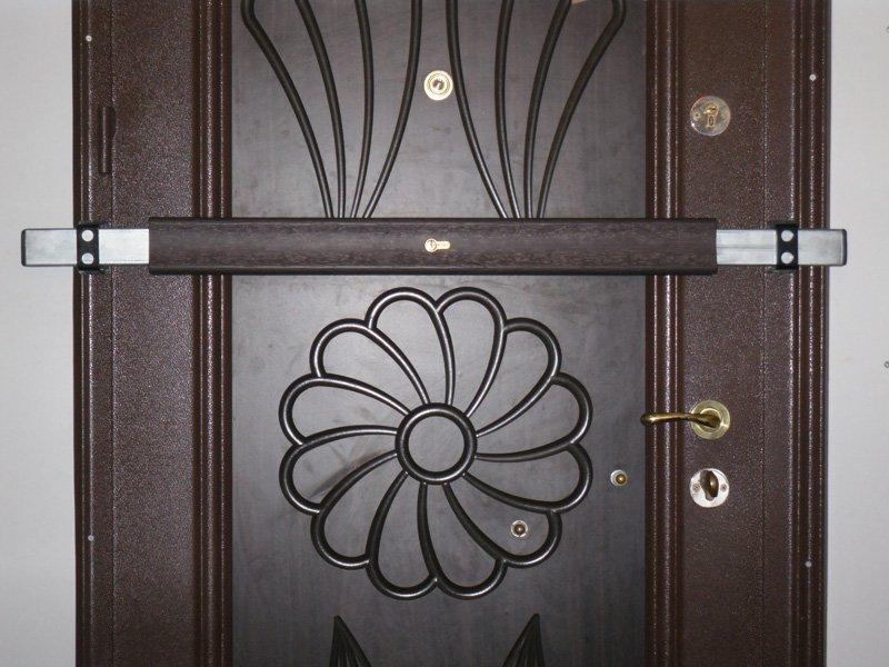 barre transversale de verrouillage de porte unilock001 serrures id de produit 108116307. Black Bedroom Furniture Sets. Home Design Ideas