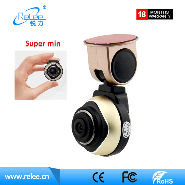 Cheap mini size car dash cam hd 1080P motion detection car dvr with wifi