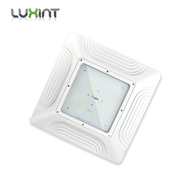 LUXINT USA Warehouse  30W 60W 90W LED Wall Pack Light for Industrial Wall Mount LED Lighting