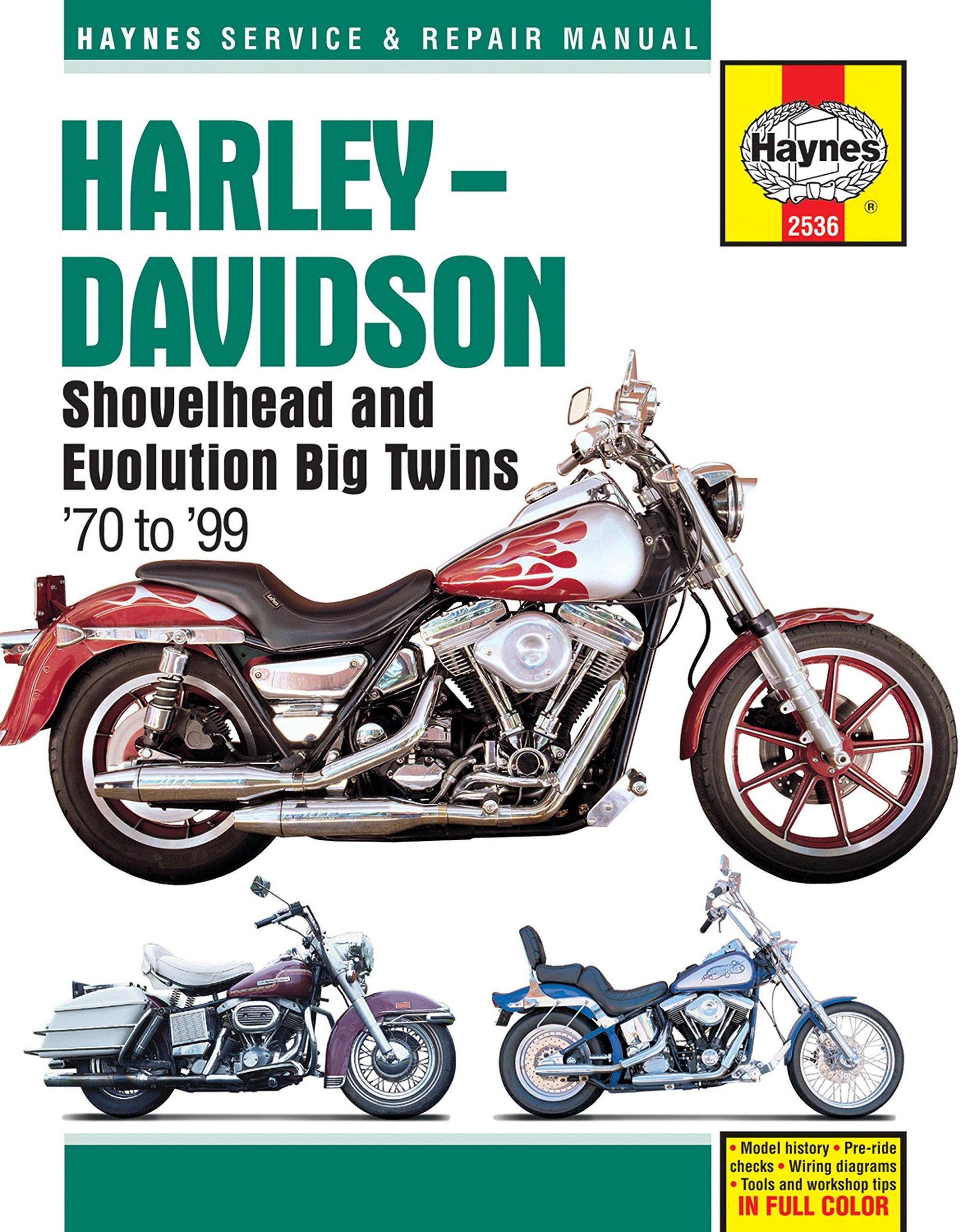 Cheap Harley Vespa Find Deals On Line At Alibabacom Vba Wiring Diagram Get Quotations Haynes 2536 Mc Shovelhead70 99