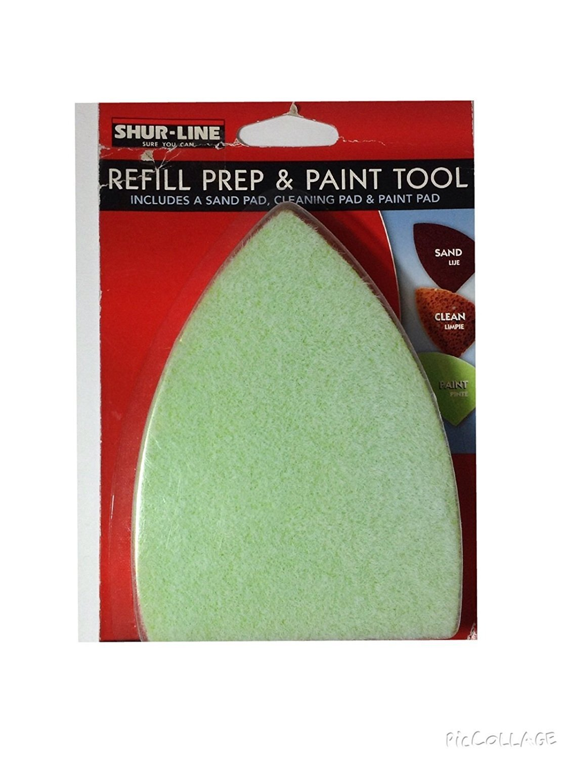 Shur-Line 3-in-1 Paint Tool Refill Pads