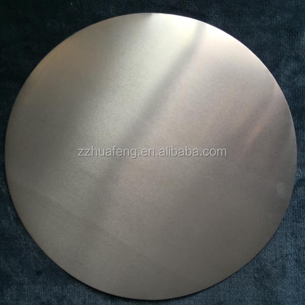 Aluminium Circle For Kettle
