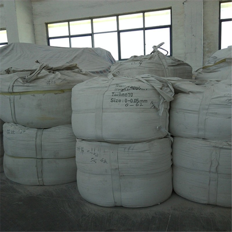 High Purity tabular alumina 0-1-3-5-8mm used for refractory material