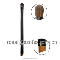 Double End Eyebrow Comb Mascara Wand Multifunction Makeup Eye Brush Private Label Brow Mascara Brush