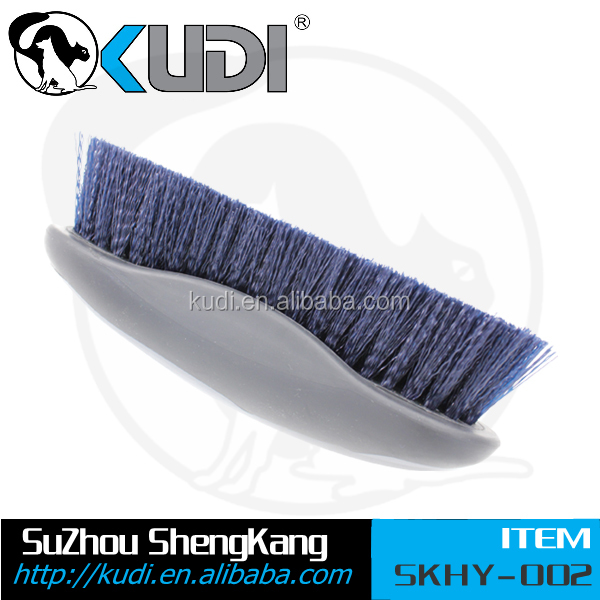 Large size horse grooming rubber brush