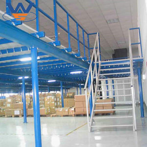 China manufacturer cheap supported mezzanine pole mezzanine floor