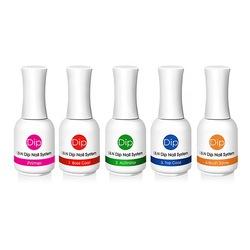 Melhor Qualidade colorido prego pó acrílico colorido para unhas