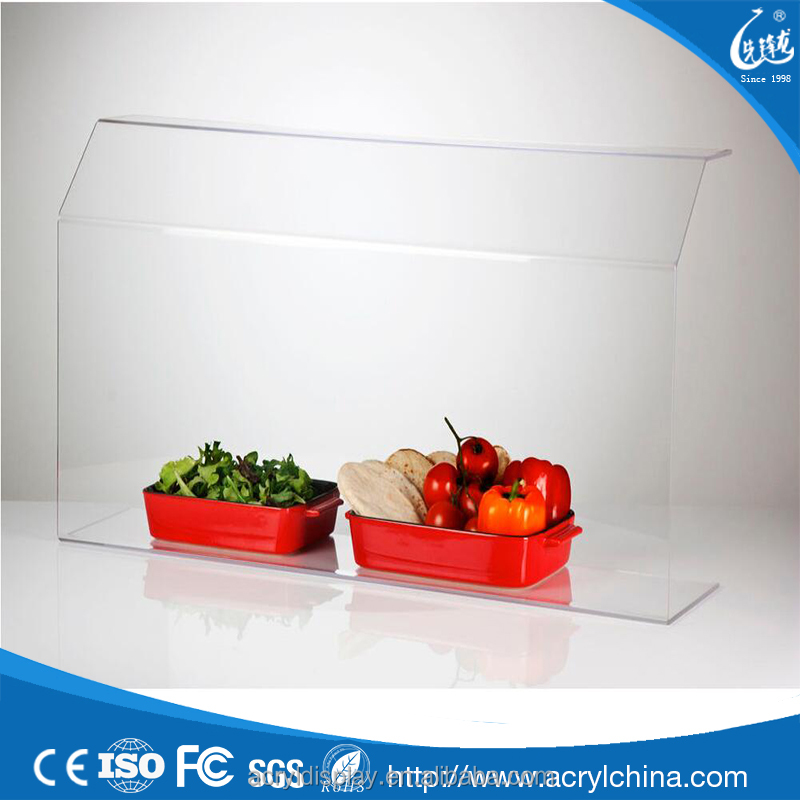 factory sale of Acrylic Food Sneeze Screen Guard