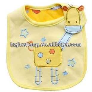 2017 new fashion style high quality baby bib for kids