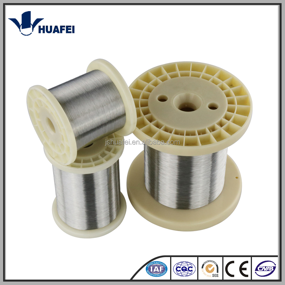 High Tensile Stainless Steel Fine Wire for Power Brush