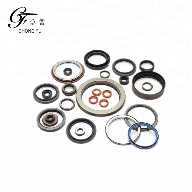 TS16949 Professional Insulation Good Sealing Mechanical Seal