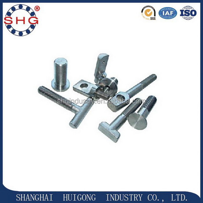 Competitive price high technology metric stainless steel fasteners