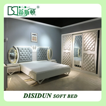 2017 neoclassic royal king size bed made in china luxury - Bedroom furniture made in turkey ...
