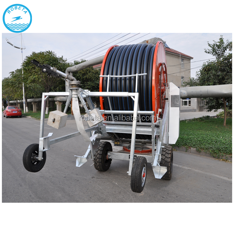 JP 75-180 multiple mobile sprinkler irrigation system/farm irrigation sprinkler