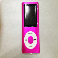 8GB /16GB Mp3 Mp4 Mp5 Player with LCD Screen, FM Radio, Games , G-sensor, Movie Player