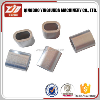 Wire Rope Ferrules Wire Sling Wire Rope Terminal Cable Ferrule ...