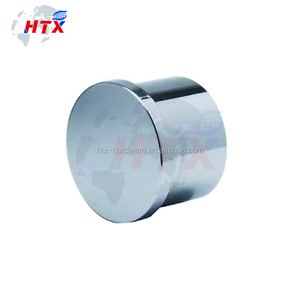 Big size SS316 material stainless steel pipe end caps best products for digital product