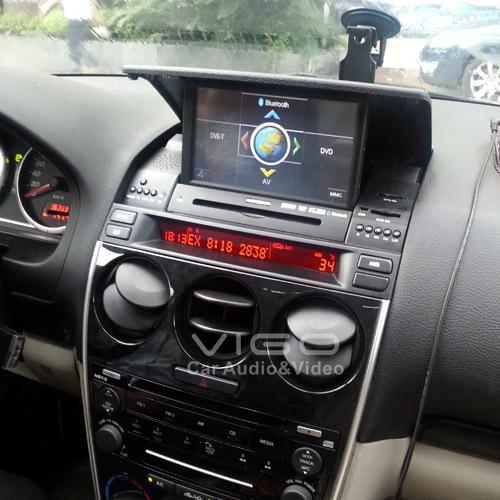 buy car stereo gps navigation for mazda 6. Black Bedroom Furniture Sets. Home Design Ideas