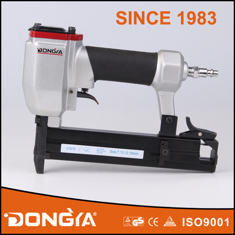 Industrial Quality Dongya Air v nail gun (v1015) For Picture Frame