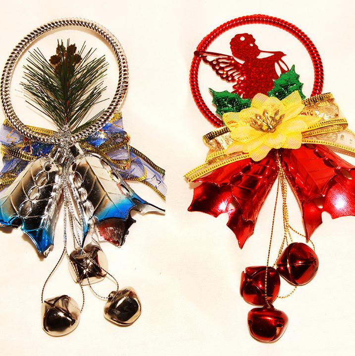 Fashion Promotional Christmas Outdoor Decoration Bells