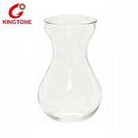 Home decoratie fabriek prijs goedkope kristal hoge kwaliteit glazen vaas