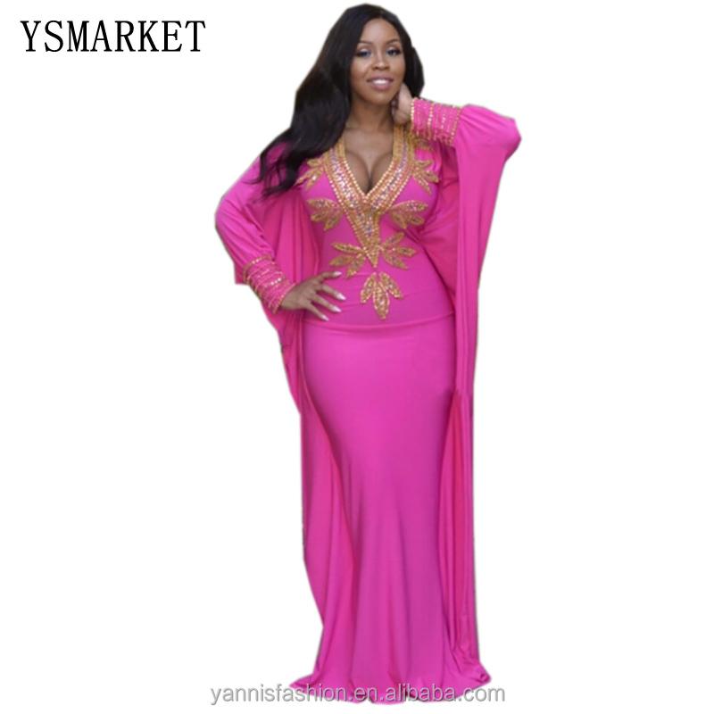 Venta al por mayor hacer vestido africano-Compre online los mejores ...