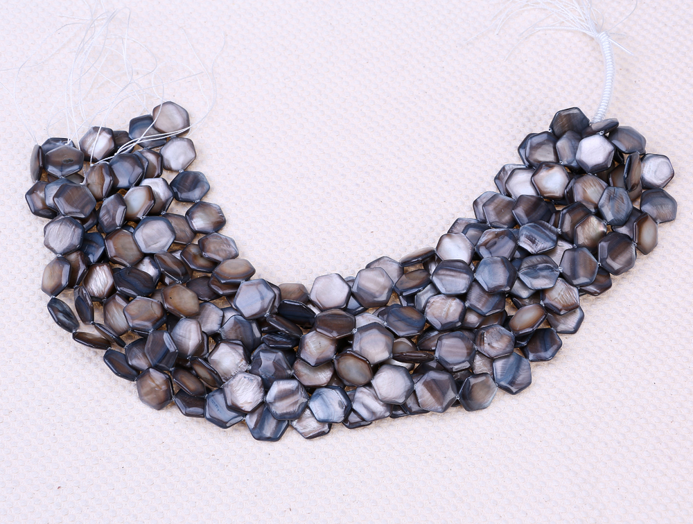 Natural Mother Of Pearl Shell Beads