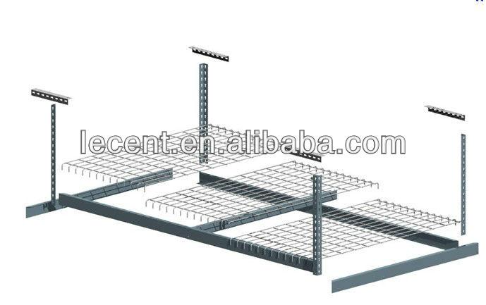 Superbe Garage De Rangement Plafond Rack Rivet