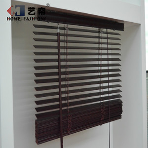 New Fashion 25mm Classical Bass Word Shade Venetian Blinds
