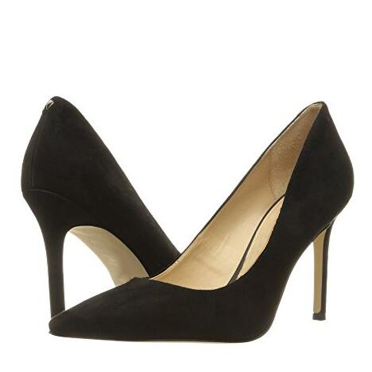 stylish heels fashion design Toe OEM pump women Pointed XXX01 amp; satin ODM sexy for YxqPwqzXI
