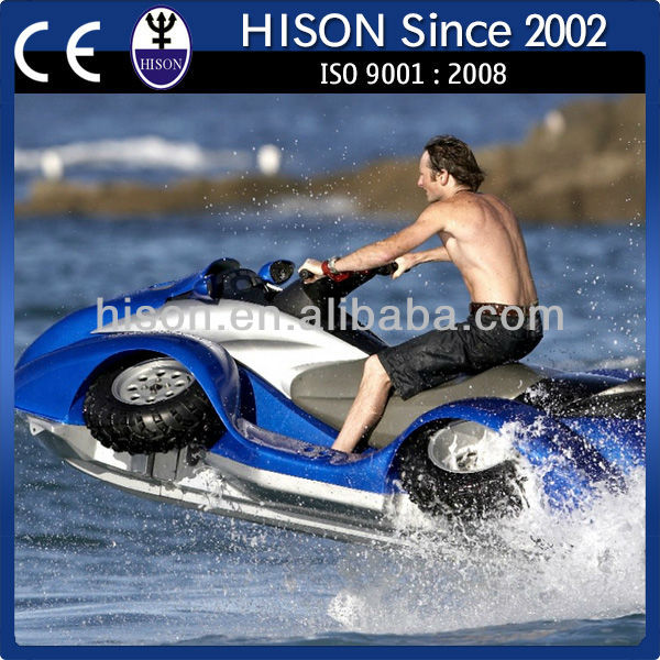 Hison manufacturing brand new drifting cheap amphibian boat