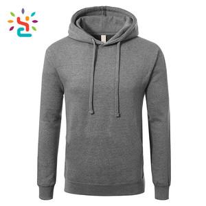 c5e2326dc Wholesale 100% cotton blank hoodie top sweatshirts male mens gym hoodie