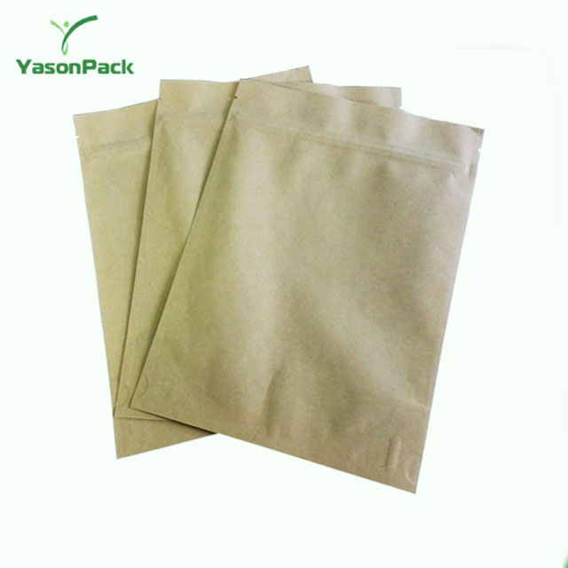 Printing and packaging bait plate glass bags
