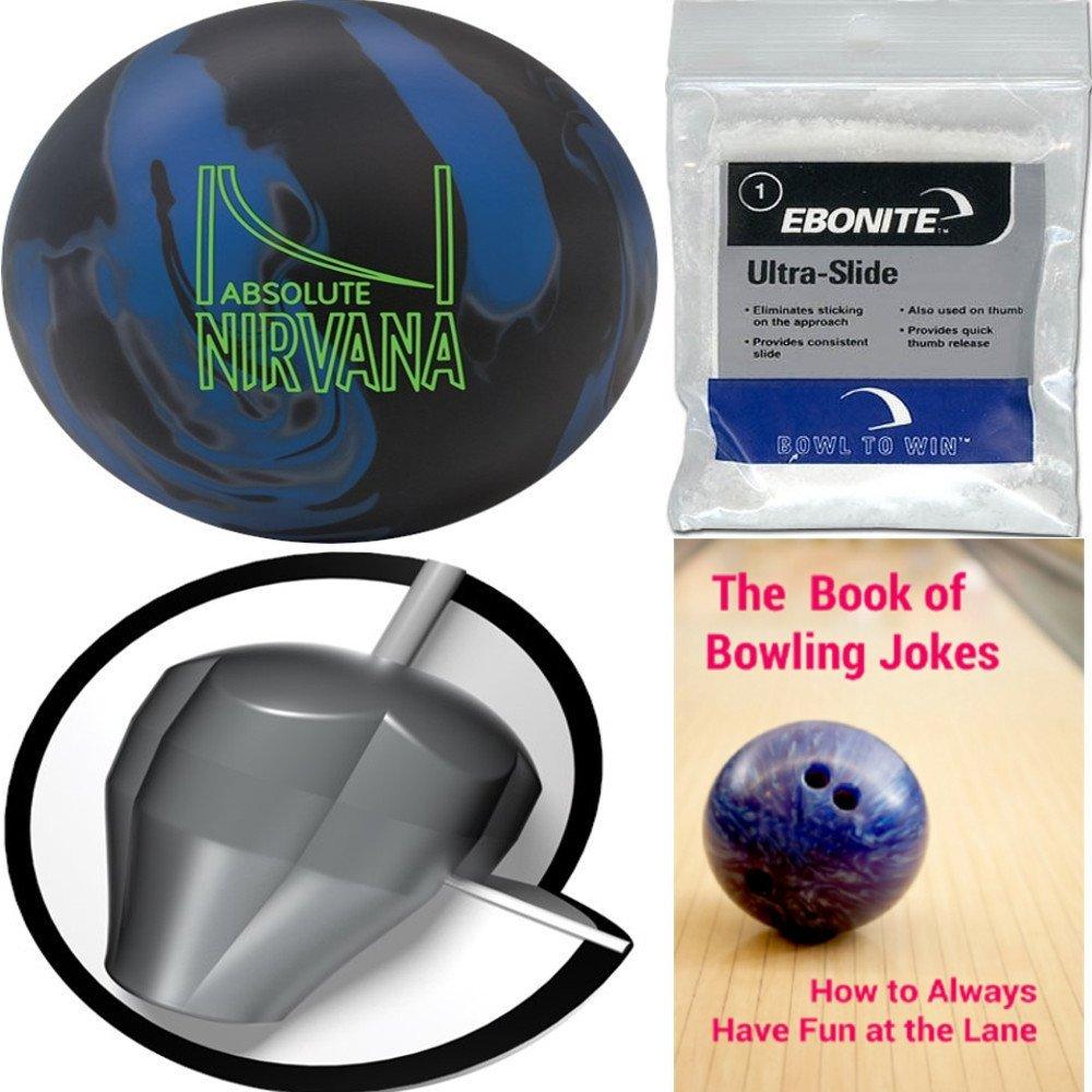 Brunswick Absolute Nirvana Bowling Ball Bundle