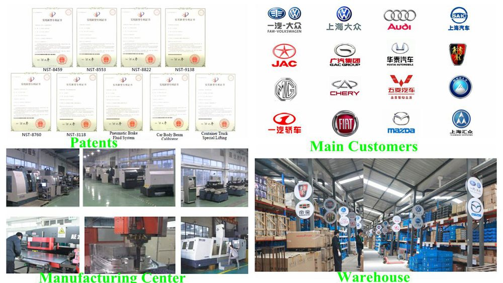 Multi-functional Miracle System Auto Body Repair Tools