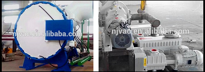 Vacuum Sintering Furnace For Powder Materials