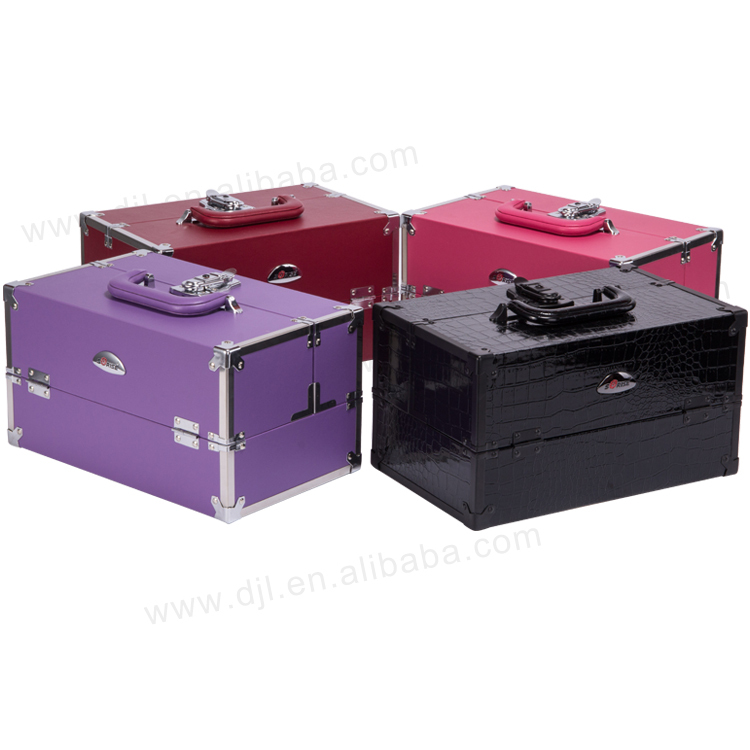 Sunrise Professional Wholesale Pvc Tool Portable Box Makeup Pvc ...