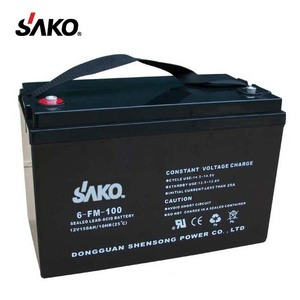 AGM Battery FM Series 12v100ah Batteries 120ah 150ah 200ah 90ah 75ah 65ah 55ah 50ah