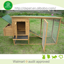 DXH011 Chicken Coop Hen House Poultry Hutch Cage Chook Pen