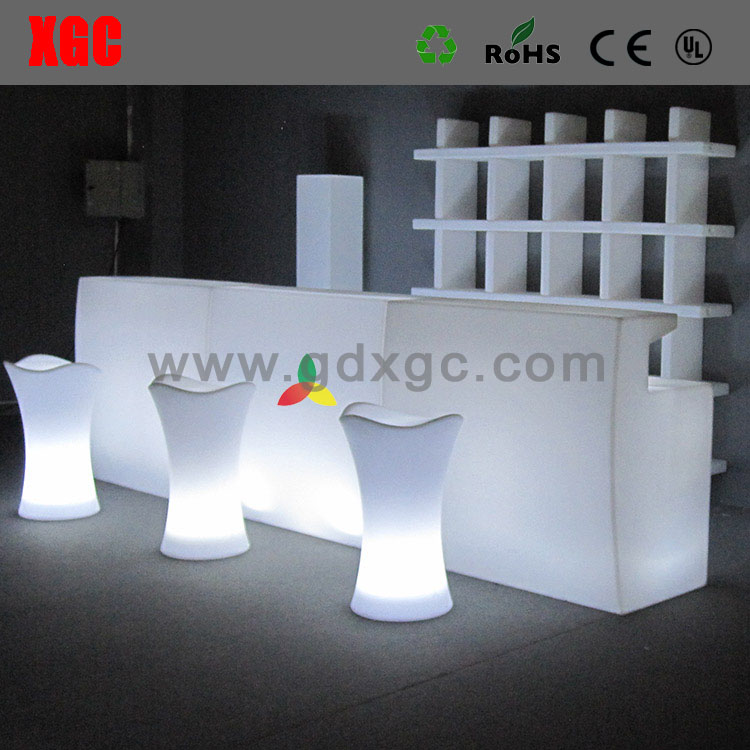 Straight LED Light Bars/LED Light Straight Bar Counter/LED Colour Changing Bar Straight Furniture