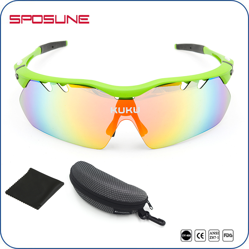Custom private label six vent hole eye protective motorbiker sunglasses